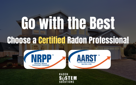 Radon Mitigation Professional