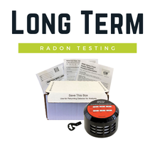 Long Term Radon Testing